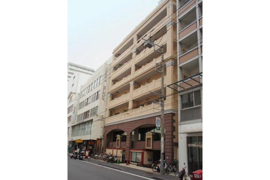 2K Apartment to Rent in Yokohama-shi Naka-ku Exterior