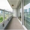 在横浜市西区购买2LDK 公寓大厦的 阳台/走廊