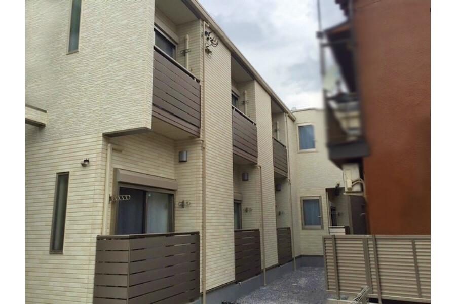 1K 아파트 to Rent in Arakawa-ku Exterior