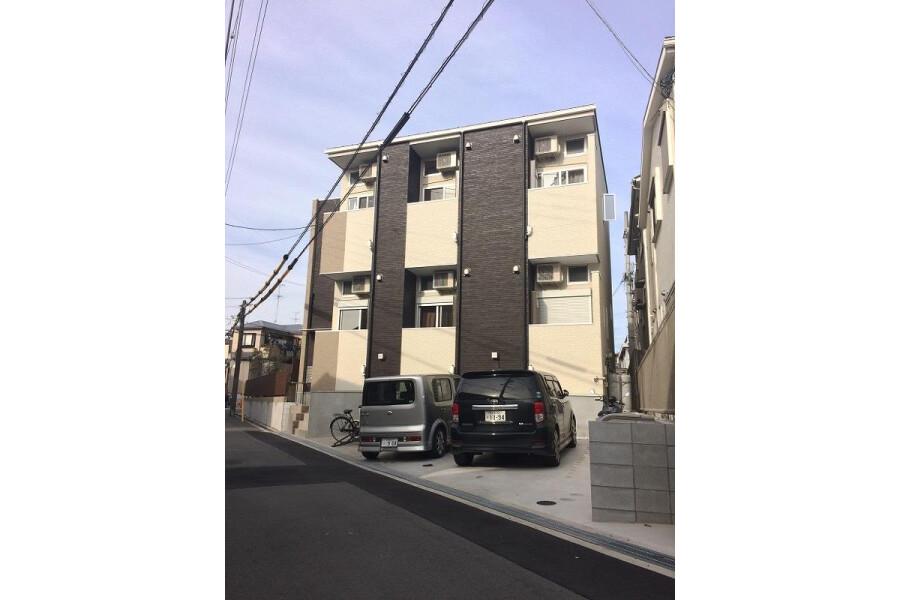 在豊中市內租賃1K 公寓大廈 的房產 戶外