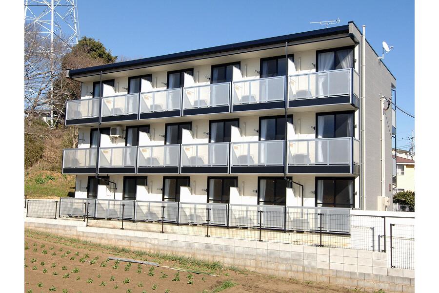在千葉市稲毛區內租賃1K 公寓大廈 的房產 戶外