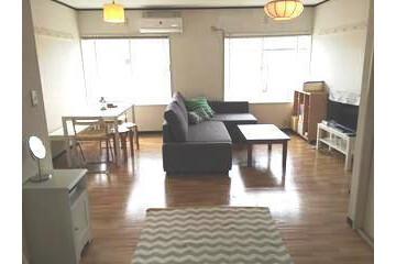 1R Apartment to Rent in Yokohama-shi Kanagawa-ku Living Room