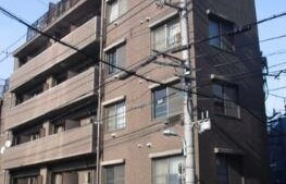 目黒區上目黒-1K公寓大廈