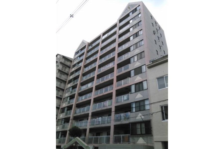 1LDK Apartment to Rent in Osaka-shi Fukushima-ku Exterior