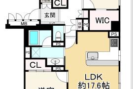 3LDK {building type} in Abenosuji - Osaka-shi Abeno-ku