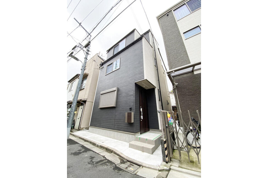 3LDK House to Rent in Taito-ku Exterior