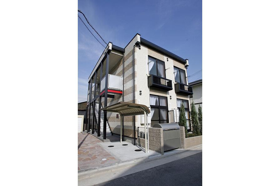 1K Apartment to Rent in Nishinomiya-shi Exterior