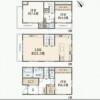 3LDK House to Buy in Shinagawa-ku Floorplan