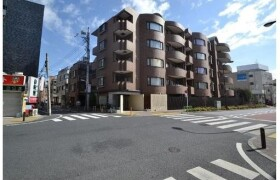 1LDK {building type} in Megurohoncho - Meguro-ku