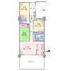 3LDK Apartment to Buy in Yokohama-shi Tsurumi-ku Floorplan