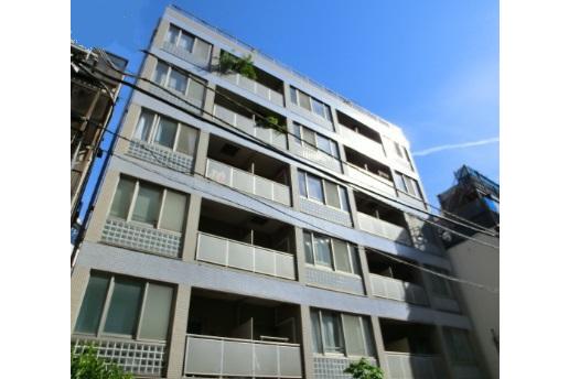 1LDK マンション 渋谷区 外観