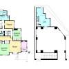 在吾妻郡草津町购买整栋 独栋住宅的 楼层布局