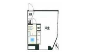 1R {building type} in Nukui - Nerima-ku