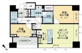 2LDK Mansion in Azabudai - Minato-ku