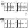 1K Apartment to Rent in Narita-shi Layout Drawing