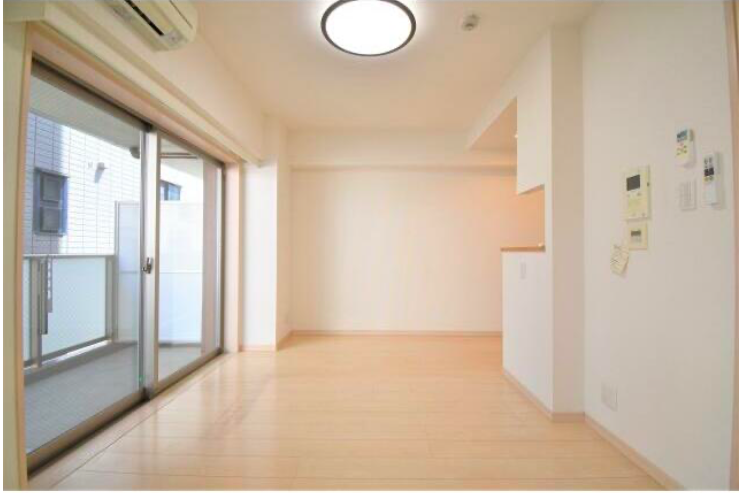 1LDK Apartment to Buy in Ota-ku Living Room