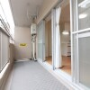 1LDK Apartment to Buy in Osaka-shi Tennoji-ku Balcony / Veranda