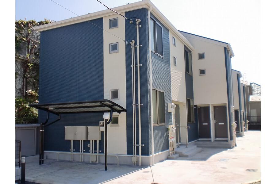 1K 아파트 to Rent in Chofu-shi Exterior