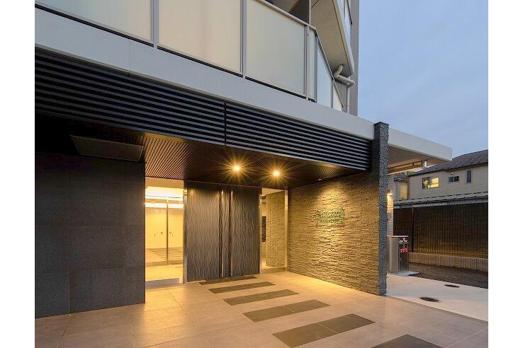 1DK Apartment to Rent in Adachi-ku Outside Space