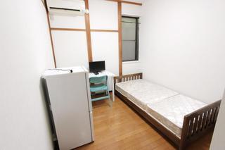 在北区内租赁私有 合租公寓 的 卧室