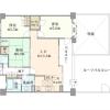 3LDK Apartment to Buy in Machida-shi Floorplan