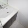 1K Apartment to Rent in Osaka-shi Kita-ku Washroom