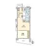 1LDK Apartment to Buy in Suginami-ku Floorplan