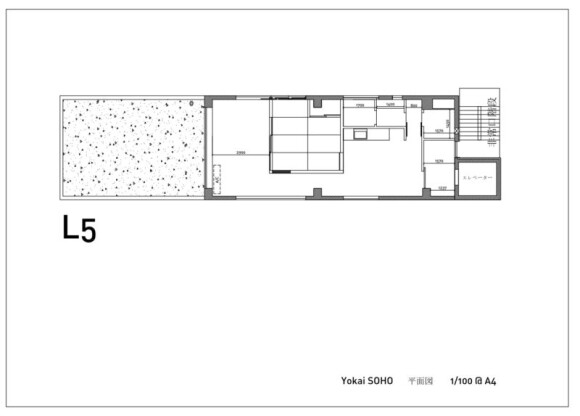 Whole Building Retail to Buy in Kyoto-shi Kamigyo-ku Floorplan