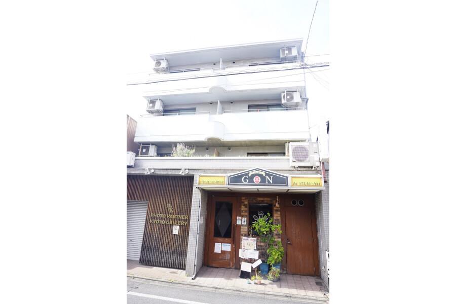 1DK Apartment to Rent in Kyoto-shi Kamigyo-ku Exterior