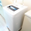 1R Apartment to Rent in Yokohama-shi Nishi-ku Washroom