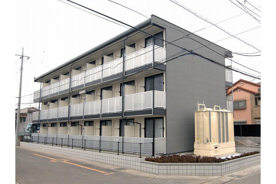 1K Apartment to Rent in Warabi-shi Exterior