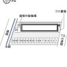 1K Apartment to Rent in Uji-shi Layout Drawing