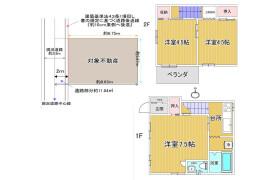 3K {building type} in Honisshiki - Edogawa-ku