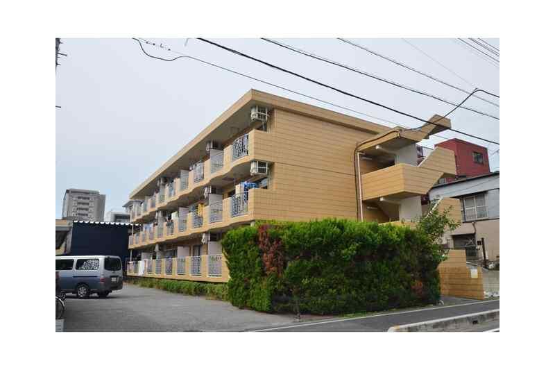 2DK 맨션 to Rent in Kawaguchi-shi Exterior