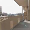 3LDK Apartment to Buy in Higashiosaka-shi Balcony / Veranda