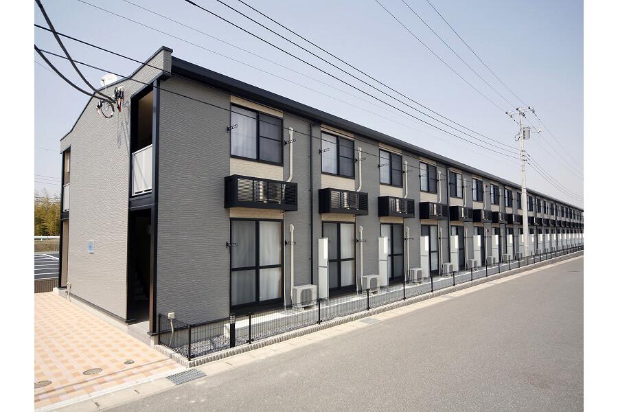 1K Apartment to Rent in Kisarazu-shi Exterior