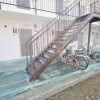 1K Apartment to Rent in Sagamihara-shi Chuo-ku Building Entrance