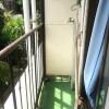 2K Apartment to Rent in Nakano-ku Balcony / Veranda