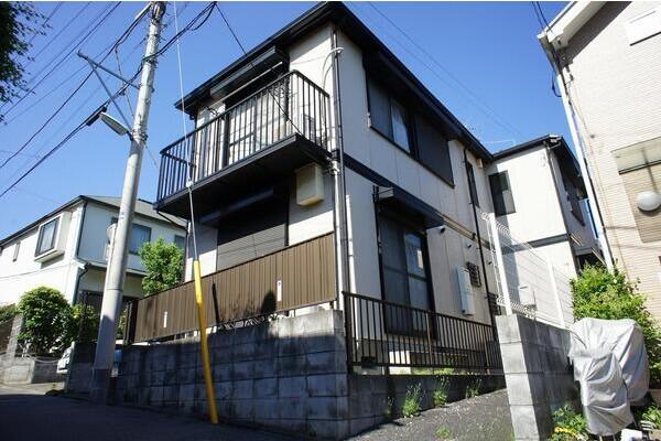 2DK House to Rent in Suginami-ku Exterior