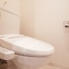 1SDK Apartment to Buy in Osaka-shi Naniwa-ku Toilet