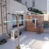 Shared Guesthouse to Rent in Minato-ku Balcony / Veranda