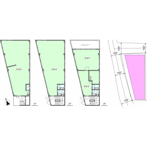 Whole Building {building type} in Momoyamacho - Atami-shi Floorplan