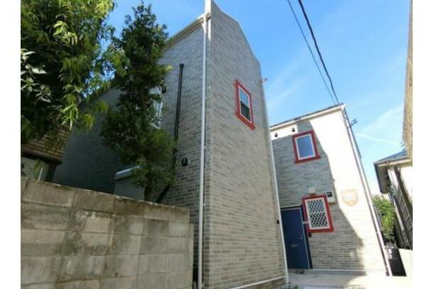 1DK Terrace house to Rent in Ota-ku Exterior