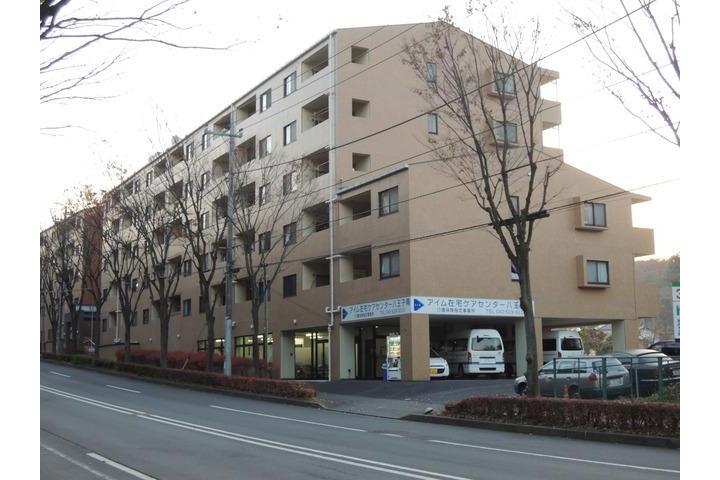 3LDK Apartment to Rent in Hachioji-shi Exterior