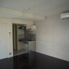 1R Apartment to Rent in Meguro-ku Living Room