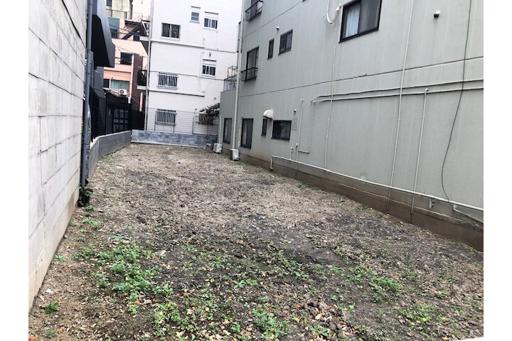 Land only Land only to Buy in Taito-ku Exterior