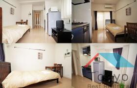 品川区西五反田-1K公寓大厦