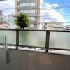 1R Apartment to Rent in Funabashi-shi Balcony / Veranda