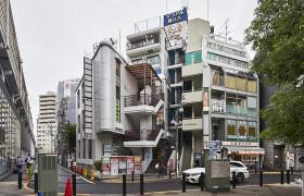 1R {building type} in Tairamachi - Meguro-ku