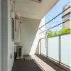 1SLDK Apartment to Buy in Meguro-ku Balcony / Veranda